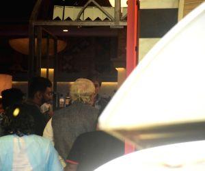 : Mumbai: Amitabh Bachchan Spotted In Bandra