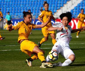 JORDAN-AMMAN-2018 AFC WOMEN'S ASIAN CUP-AUSTRALIA VS JAPAN