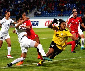 JORDAN AMMAN FOOTBALL WAC PHILIPPINES VS JORDAN