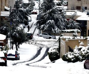 JORDAN AMMAN SNOW