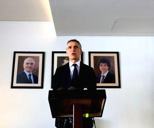 JORDAN AMMAN NATO SECRETARY GENERAL VISIT