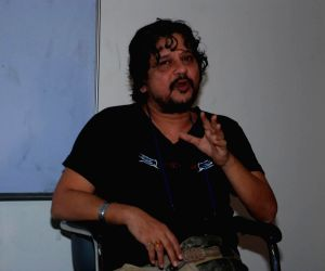 Amol Gupte's workshop on filmmaking at  MET