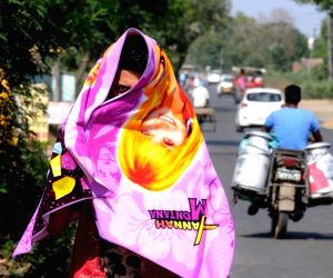 Severe heat wave conditions continue in Haryana, Punjab