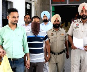 Babbar Khalsa activist taken for medical check-up