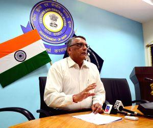 Sunil Sawhney's press conference