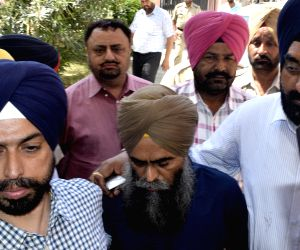 Bhullar taken for medical checkup at Amritsar
