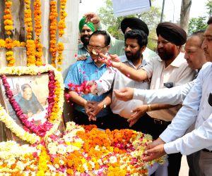 Guru Ravidass welfare society pay homage to Dr. B.R. Ambedkar