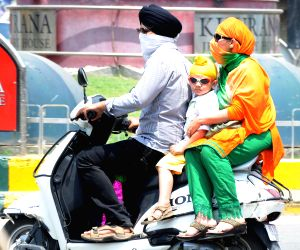 Scorching heat in Amritsar