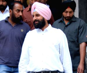 Bikram Singh Majithia appears before court