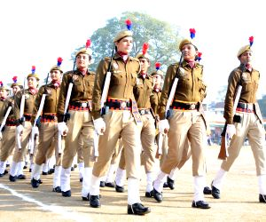 Full dress rehearsals for Republic Day Parade 2015