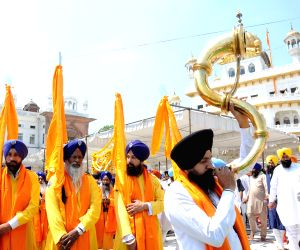 On the eve of Guru Teg Bahadur's birth anniversary