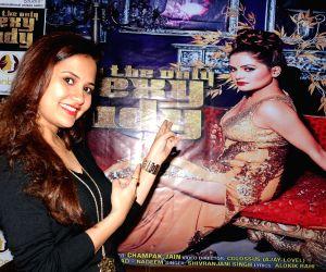 Liza Malik promotes 'I AM The Only Sexy Lady'