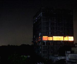 Unsafe 11-storey building demolished in Chennai