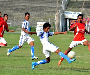 10th NN Bhattacharya Football Tournament - City Police Guwahati vs Dynamo FC