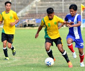 10th NN Bhattacharya Football Tournament - Assam Police vs Assam State Electricity Board (ASEB)