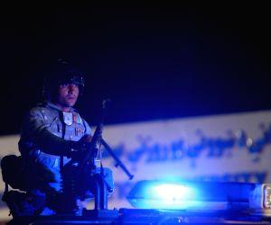 AFGHANISTAN KABUL POLICE ACADEMY ATTACK