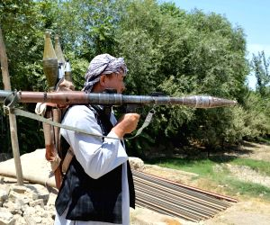 AFGHANISTAN KUNDUZ PRO GOVERNMENT FIGHTER