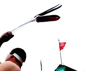 AFGHANISTAN KABUL ASHURA PROCESSION