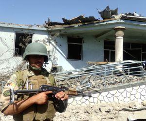 AFGHANISTAN LOGAR ATTACK