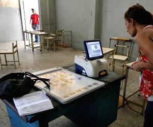 VENEZUELA PARLIAMENTARY ELECTIONS PREPARATIONS