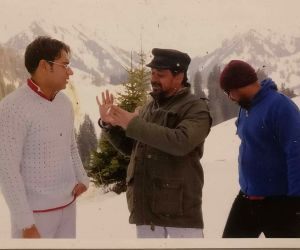 An old pic of unreleased Ajay Devgn film grabs social media eyeballs
