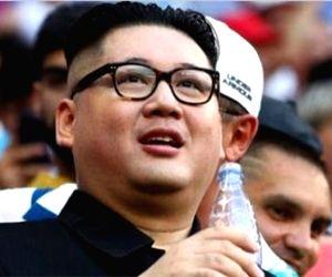 Kim Jong-un slams international sanctions on N.Korea