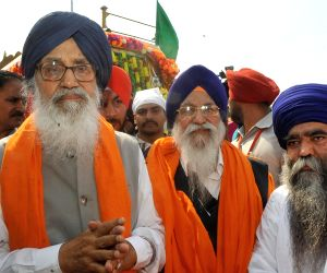 Anandpur Sahib: Punjab CM during culmination of Darshan Didar Yatra