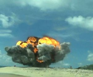 : Andaman and Nicobar: Indian Army test fires BrahMos land attack missile
