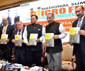National Summit on Micro Finance - inauguration