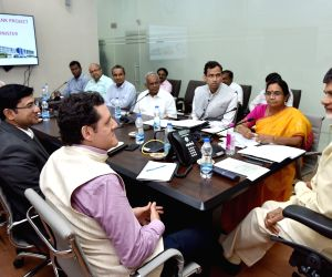 N. Chandrababu Naidu meets representatives of the World Bank