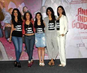 'Angry Young Goddesses set precedent for female buddy films in India' (Ld)