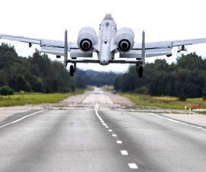 ESTONIA ANIJE MILITARY TRAINING US AIR FORCE