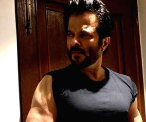 Free Photo: Anil Kapoor: Strengthen your body during lockdown