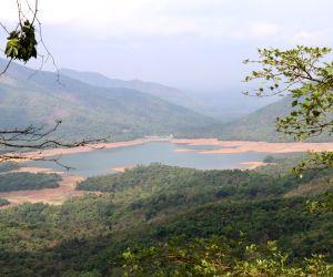 Sanquelim (goa): Water Levels At Anjunem Keri Dam Reduce Due To Rising Temperatures