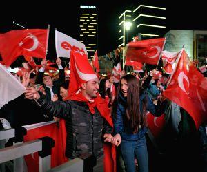 TURKEY ANKARA REFERENDUM VOTE