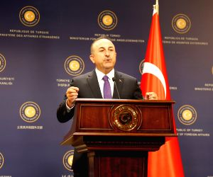 TURKEY ANKARA NATO SECRETARY GENERAL