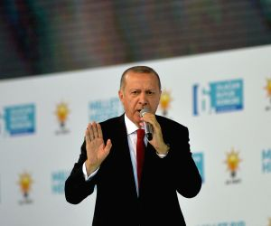 Meeting with Trump not on table: Erdogan