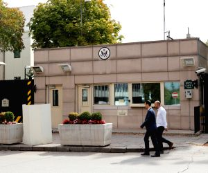 TURKEY ANKARA U.S. EMBASSY FILE PHOTO