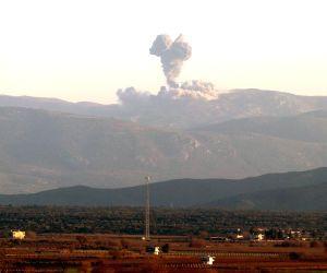 TURKEY SYRIA AFRIN MILITARY OPERATION