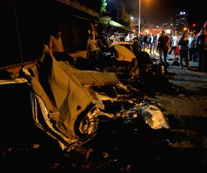 TURKEY ANKARA UNREST