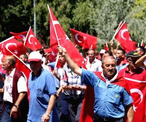 TURKEY ANKARA MARCH