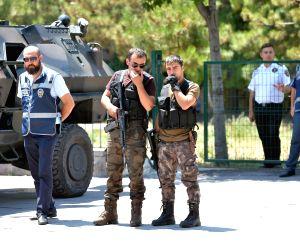 TURKEY ANKARA SECURITY MEASURES
