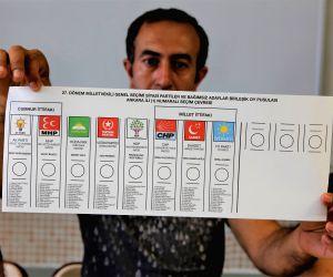 TURKEY-PRESIDENTIAL, PARLIAMENTARY ELECTIONS