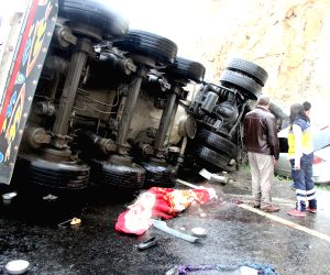 TURKEY SANLIURFA CAR ACCIDENT