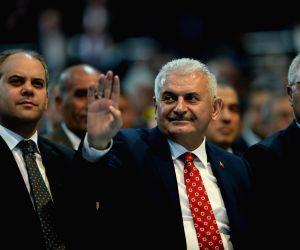 TURKEY ANKARA AKP NEW PARTY CHAIRMAN FORM GOVERNMENT