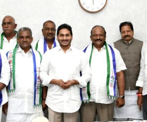 Free Photo: Another TDP leader crosses over into YSRCP in Andhra.