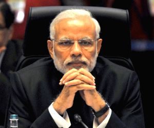 Global economic growth weak, need to enhance public investment: Modi