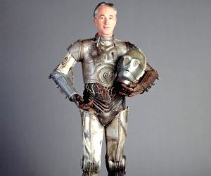 Anthony Daniels, voice of C-3PO, on his hurtful 'Star Wars' experience