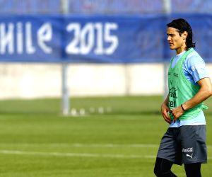 Uruguay training sessions
