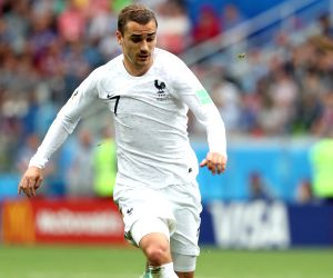 World Cup: France ease past Uruguay 2-0 to book semis berth (Lead)